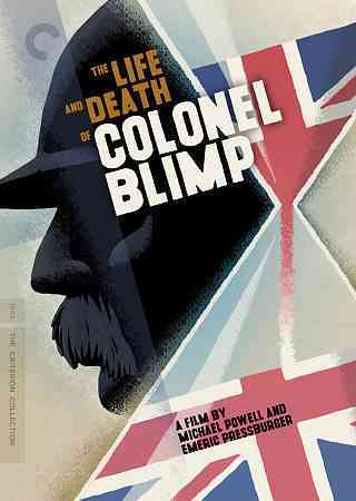 LIFE AND DEATH OF COLONEL BLIMP BY LIVESEY,ROGER (DVD)